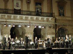 Concerto di fiati verdi a Tolentino