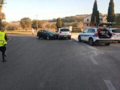 Incidente stradale a Tolentino