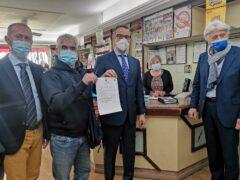 Certificati anagrafici nelle tabaccherie di Macerata